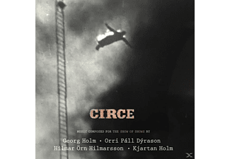 Georg Holm, Orri Pa Dyrason - Circe [CD]