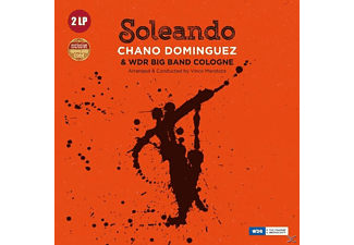 Chano Dominguez - Soleando - (LP + Download)