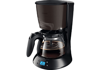 PHILIPS HD7459/81 Daily Metall Collection 1, Kaffeemaschine, Titanium