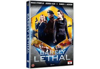 Barely Lethal Actionkomedi DVD
