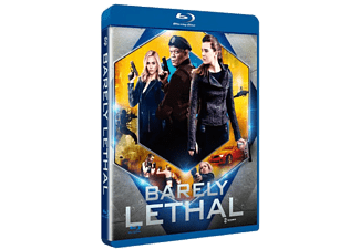 Barely Lethal Actionkomedi Blu-ray
