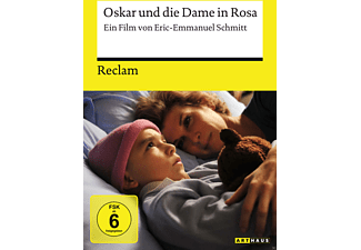 oskar und die dame in rosa dvd drama dvd mediamarkt. Black Bedroom Furniture Sets. Home Design Ideas