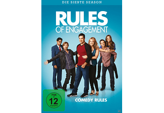 Rules of Engagement – Season 7 - (DVD)