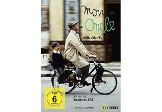 Jacques Tati - Mon Oncle [DVD]