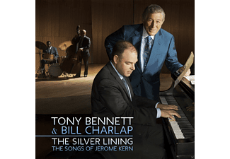 Tony Bennett & Bill Charlap - The Silver Lining-The Songs Of Jerome Kern [CD]