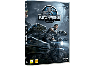 Jurassic World Action DVD