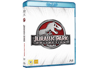 Jurassic Park Complete Collection Box Action Blu-ray
