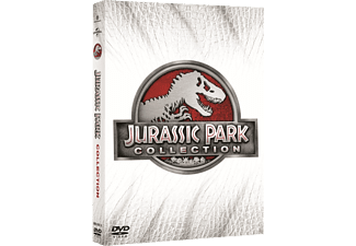 Jurassic Park Complete Collection Box Action DCC