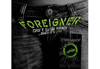 Foreigner - Can't Slow Down-When It's Live [Vinyl]