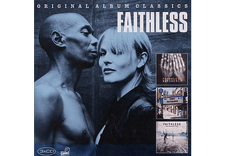 Faithless - Original Album Classics (CD)