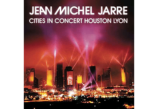 Jean Michel Jarre - Cities In Concert - Houston / Lyon 1986 (CD)