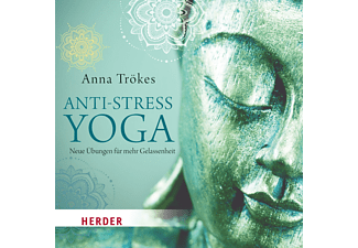 Anti-Stress-Yoga - 1 CD - Sachbuch