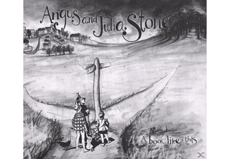 Julia Angus & Stone - A Book Like This - (CD)