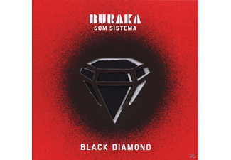 Buraka Som Sistema - Black Diamond [CD]