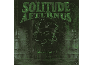 Solitude Aeturnus - Downfall - (CD)