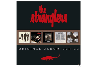 The Stranglers - Original Album Series [CD]