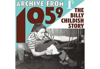 Wild Billy Childish, Billy Childish - Archive From 1959-The B.C.Story - (Vinyl)