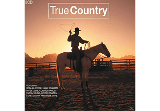 VARIOUS - True Country - (CD)