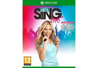 Let's Sing 2016 | Xbox One