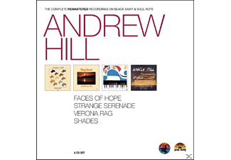 Andrew Hill - Andrew Hill - (CD)