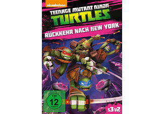 Teenage Mutant Ninja Turtles: Rückkehr nach New York - (DVD)