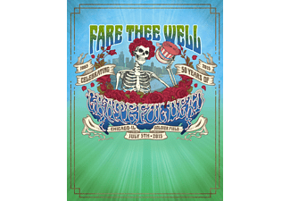 Grateful Dead - Fare thee well - (DVD)