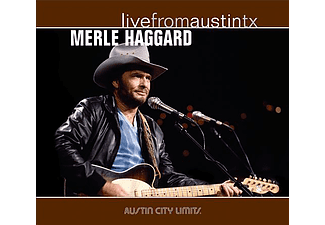 Merle Haggard - Live From Austin, Tx, 30.10.1985 (CD)
