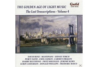 Rose, Mantovani, Chandler, Hollywood Salon Orch.+, Rose/Mantovani/Torch/Faith - The Lost Transcriptions vol.4 - (CD)