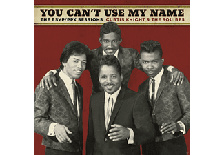 Curtis Knight, The Squires, Jimi Hendrix - You Can't Use My Name [Vinyl]
