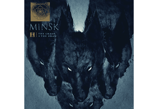 Minsk - The Crash And The Draw (Black 2xlp+Mp3) [LP + Download]