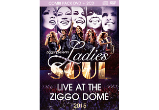 Ladies Of Soul - Live At The Ziggo Dome 2015 | CD