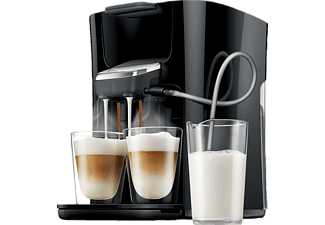 PHILIPS SENSEO® Latte Duo HD7855/50, Padmaschine, Schwarz