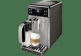 saeco kaffeevollautomat hd8975 01 gran baristo scheibenmahlwerk aus 100 keramik mediamarkt. Black Bedroom Furniture Sets. Home Design Ideas