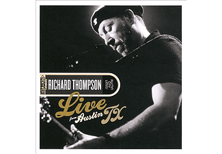 Richard Thompson - Live From Austin, Tx, 02.07.2001 (CD + DVD)