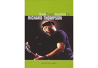 Richard Thompson - Live From Austin, Tx, 02.07.2001 (DVD)