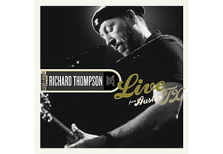 Richard Thompson - Live From Austin, Tx, 02.07.2001 (Vinyl LP (nagylemez))