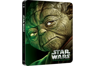 Star Wars: Ep. II - Attack of the Clones Limited Editiion Steelbook Science Fiction Blu-ray