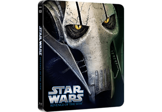 Star Wars: Ep. III - Revenge of the Sith Limited Editiion Steelbook Science Fiction Blu-ray