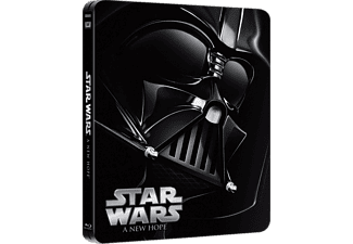 Star Wars: Ep. IV - A New Hope Limited Editiion Steelbook Science Fiction Blu-ray