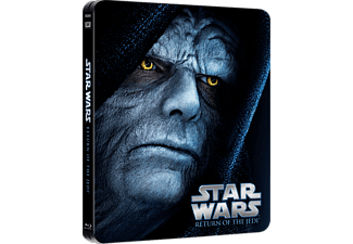 Star Wars: Ep. VI - The Empire Strikes Back Limited Editiion Steelbook Science Fiction Blu-ray