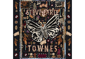 Steve Earle - Townes (CD)