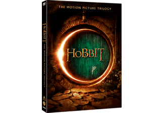 The Hobbit: The Motion Picture Trilogy Äventyr DVD