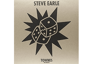 Steve Earle - Townes - The Basics (Vinyl LP (nagylemez))