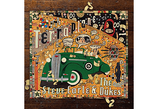 Steve Earle & The Dukes - Terraplane (CD)