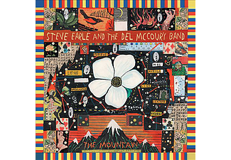 Steve Earle and The Del McCoury Band - The Mountain (CD)