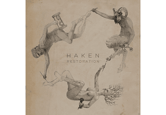 Haken - Restoration (Ep) - (CD)