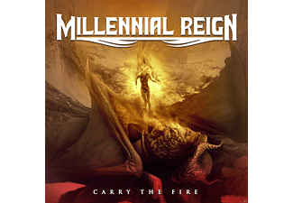 Millenial Reign - Carry The Fire - (CD)