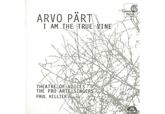 Theatre - I Am The True Vine - (CD)