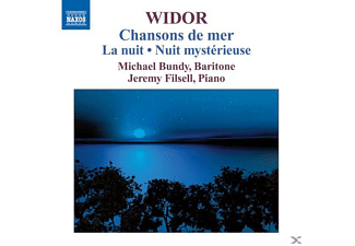 BUNDY,MICHAEL & FILSELL,JEREMY - Chansons De Mer/La Nuit/+ - (CD)