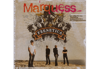 Marquess - Frenetica - (CD)